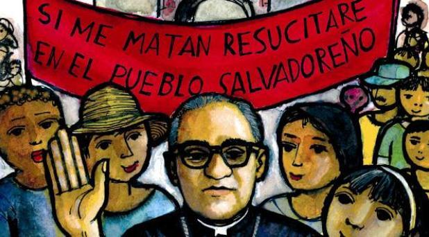 Oscar Arnulfo Romero, víctima del terrorismo, camino a los altares