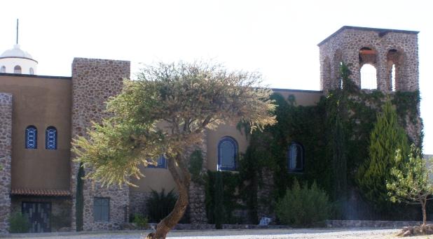 Monasterio de La Soledad: un oasis en el páramo
