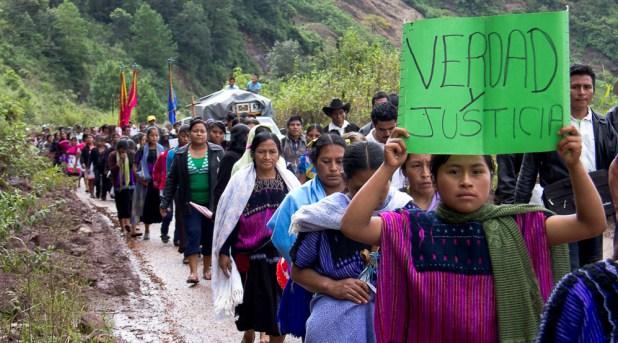 Hacia la paz en ejido Puebla