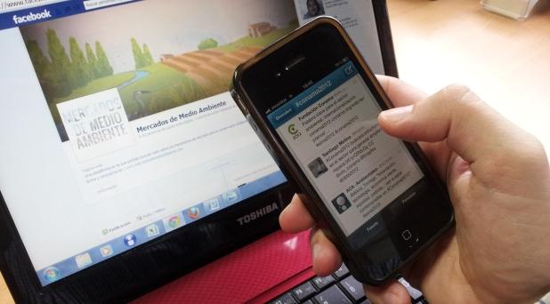 Compartir la fe en las redes sociales