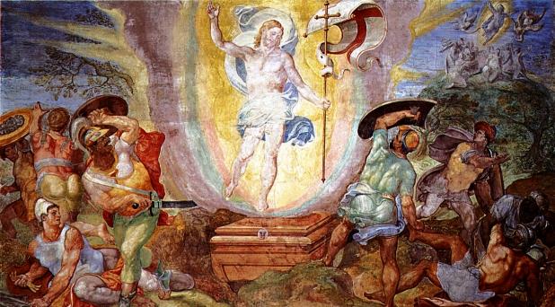 Papa Francisco ¡Jesucristo ha resucitado! El amor ha vencido…