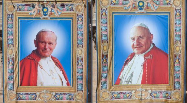¿Por qué canonizar juntos a dos Papas?