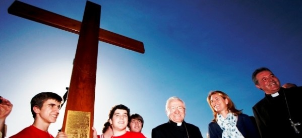 Papa encarga a jóvenes escribir meditaciones para Viacrucis de Viernes Santo