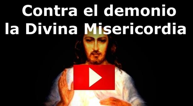 Contra el demonio la Divina Misericordia: Jorge Alarcón