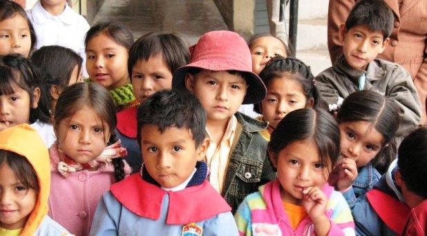 Los niños y la sencillez del Evangelio