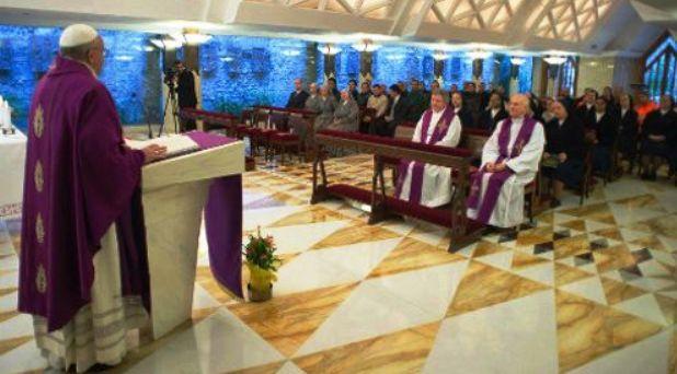 No hay cristiano sin Cruz: Francisco