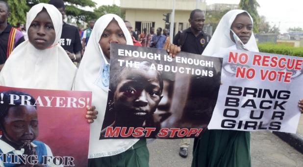 La Iglesia condena secuestro de niñas en Nigeria