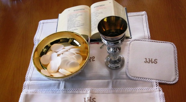 ¿Cómo es tu relación con la Eucaristía?