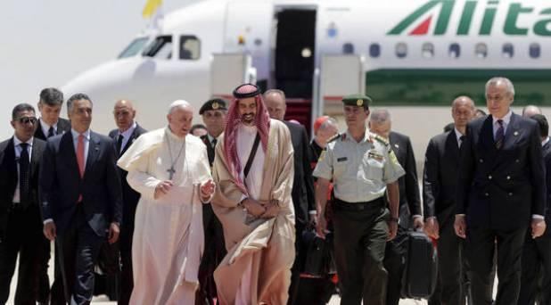 ¿Por qué visita Tierra Santa el Papa?