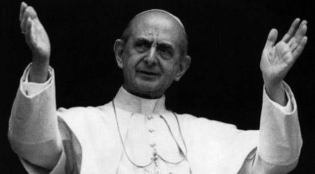 "Canonizarán al Papa de la ""Humanae vitae"""