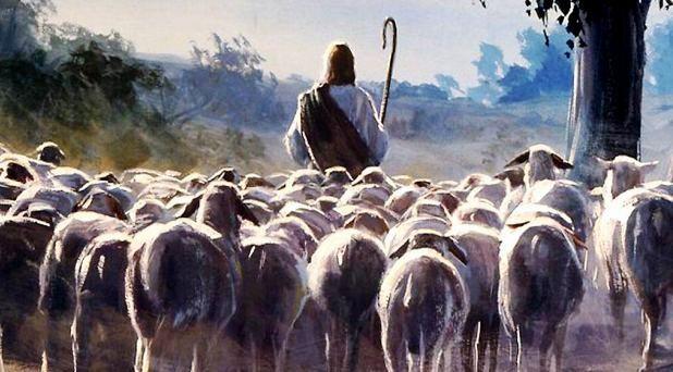 El Señor es mi pastor, el buen pastor
