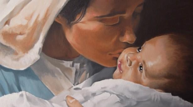 La maternidad de María ilumina a la humanidad