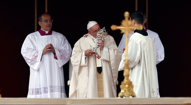 Francisco y la mirada de la misericordia