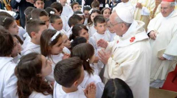 La Iglesia del Papa Francisco