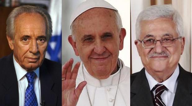 Francisco invita a los presidentes palestino e israelí a cumbre por la paz en El Vaticano: ellos aceptan