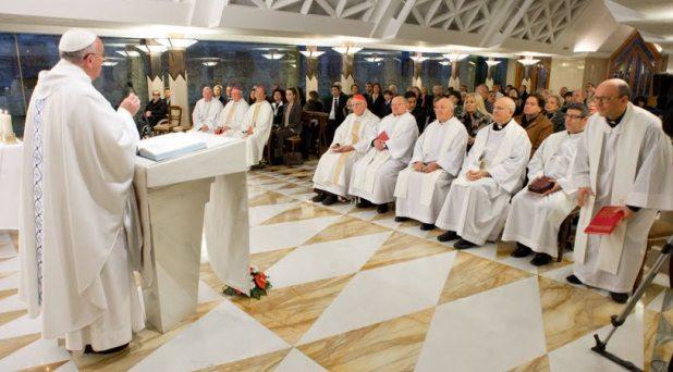 Santidad: por el camino de la humildad y la cruz