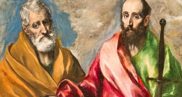 Domingo 29 de Junio: Pedro y Pablo