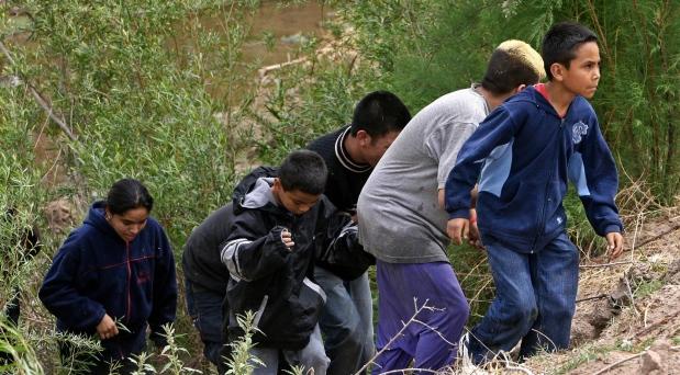 Niños migrantes, un fuerte llamado a la conciencia social
