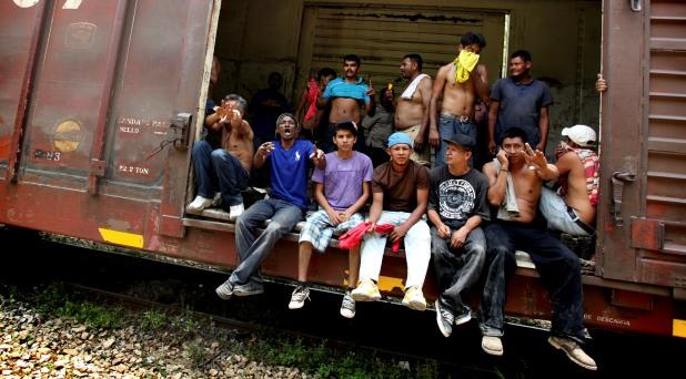 Centroamérica, tierra golpeada