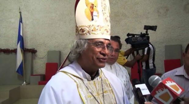 Cardenal de Nicaragua condena violencia en su país