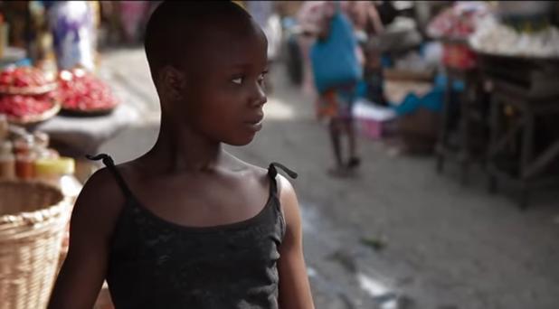 """""""No estoy a la venta"""", campaña contra la trata de menores en África"""