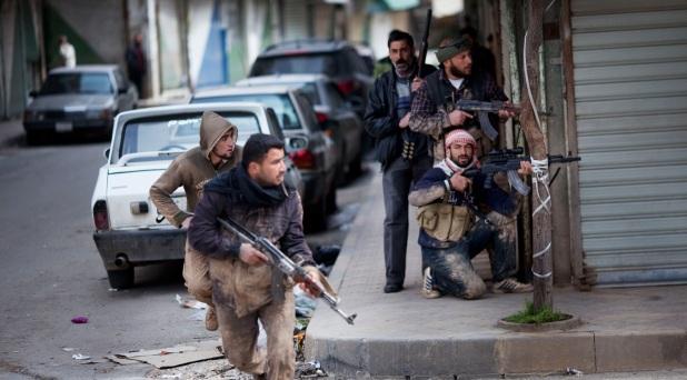 El tráfico de armas alimenta el conflicto en siria: Pax Christi
