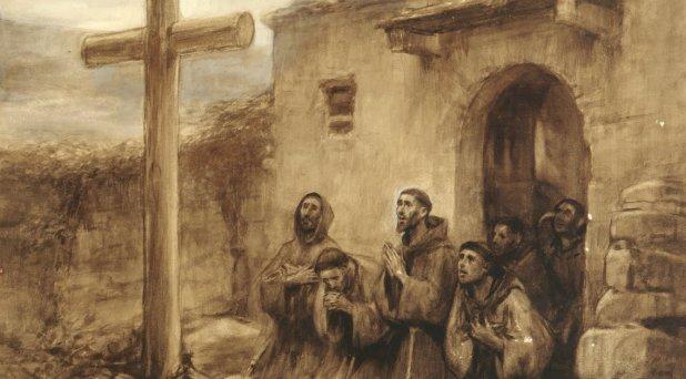 """El """"perdón de Asís"""" dedicado a la paz en Tierra Santa"""