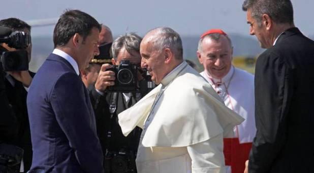 Francisco inicia su viaje pastoral a Corea