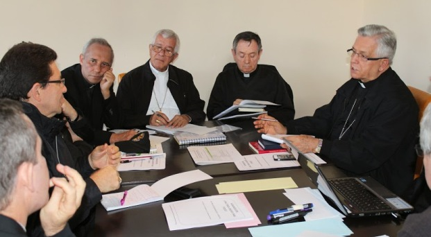 Obispos colombianos diseñan una pastoral de reconciliación y paz