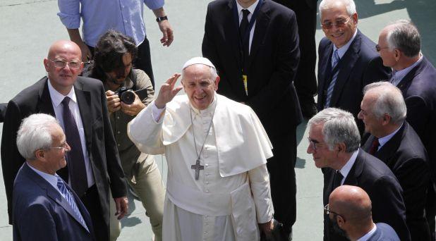 El Papa y el líder evangélico: perdón y unidad