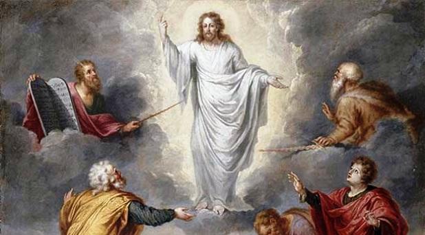La transfiguración del Señor