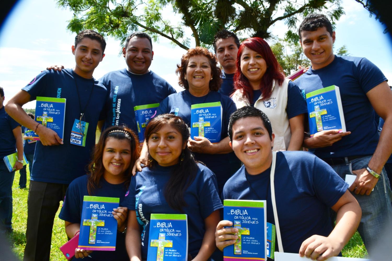 Biblia Católica para Jóvenes en México