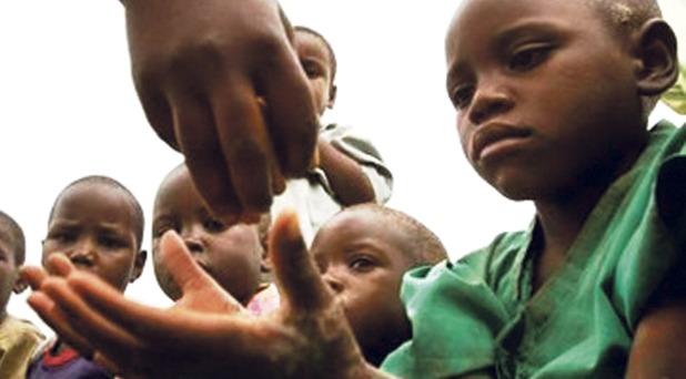 Solidaridad para erradicar la pobreza