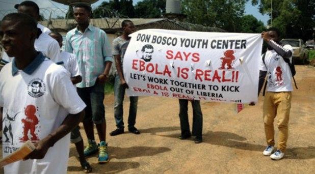 Misioneros salesianos, en primera línea contra el ébola