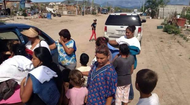 Ante la emergencia en Baja California actuar en corresponsabilidad