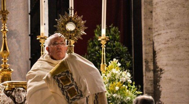 La Eucaristía, esperanza para los desheredados