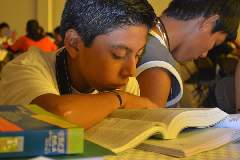 Comiencen a leer la Biblia, y encontrarán un tesoro