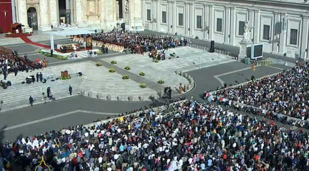 Francisco pide orar por el próximo Sínodo sobre la Familia