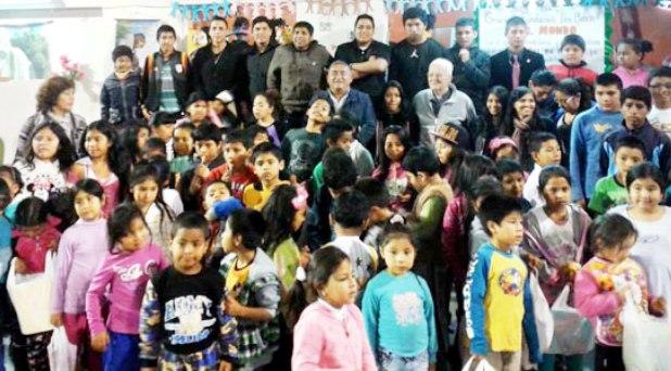 """Muestran resultados del proyecto """"Niños de plomo"""" en Perú"""