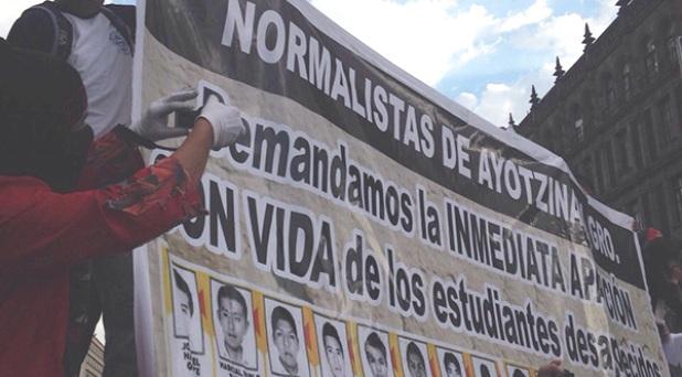 Ayotzinapa: de la indignación a la esperanza