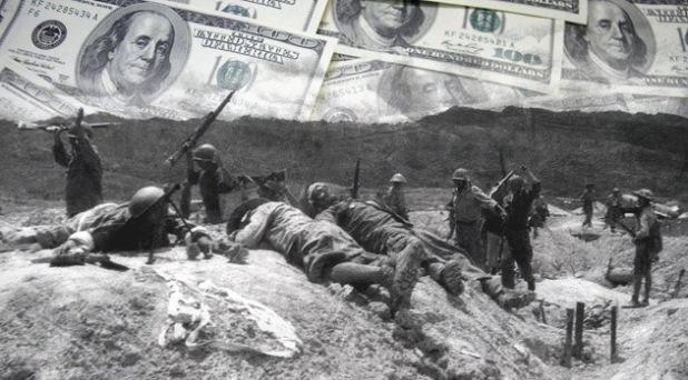Los culpables de las guerras