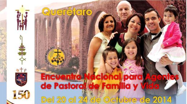 Realizan Encuentro Nacional de Agentes de Pastoral de la Familia y la Vida