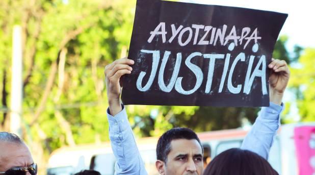 """""""Clamamos por la verdad, arrancamos el yugo del olvido y denunciamos la injusticia"""""""