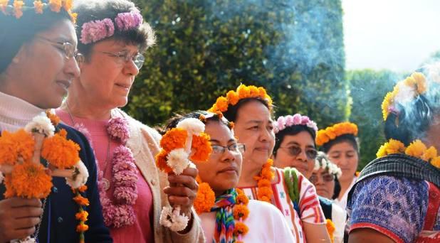Se realizó el XIV Encuentro de vida religiosa indígena