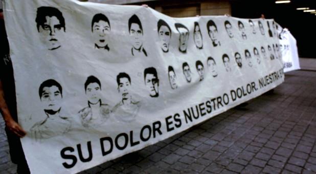 Francisco: de estudiantes desaparecidos y cristianos perseguidos