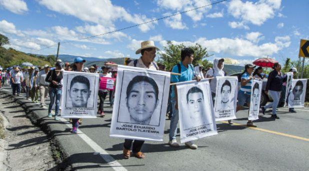La familia: lecciones desde Ayotzinapa