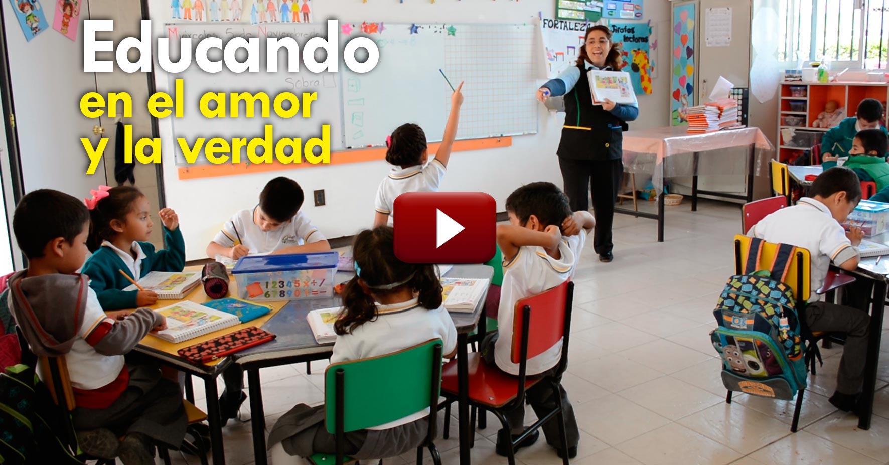 VIDEO «El girasol», igualando oportunidades