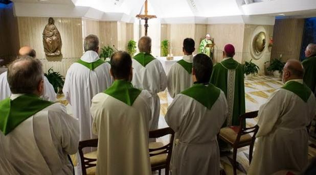 """""""Nuestra conversión es un trabajo de todos los días"""": Francisco"""