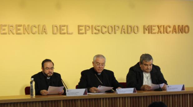 Adhesión del episcopado mexicano al hartazgo social