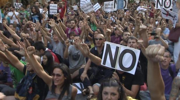 De las protestas a las propuestas